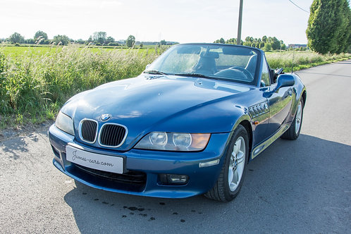 BMW Z3 6 cylindres 150ch