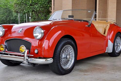 35 000€ - Triumph TR3