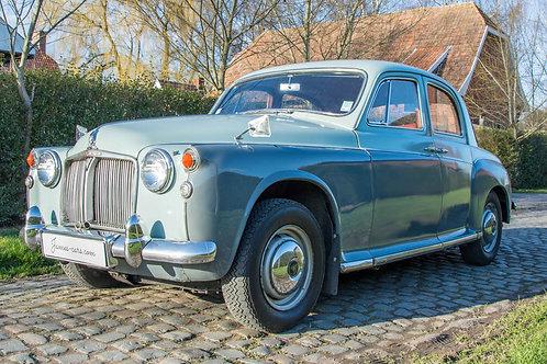 Rover P4 (80) 1960