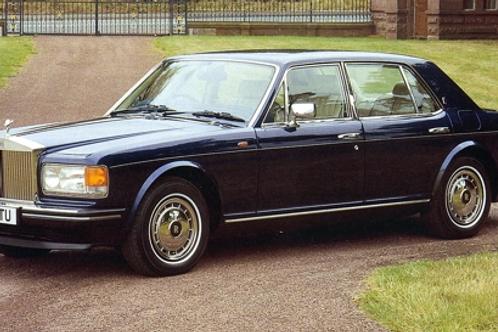 15 000€ - Rolls Royce Silver Spirit