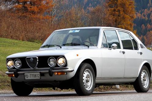 8 000€ - Alfa Romeo Alfetta