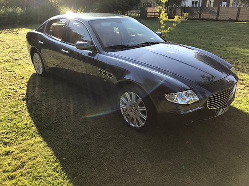21 000€ - Maserati Quattroporte V8 400ch.