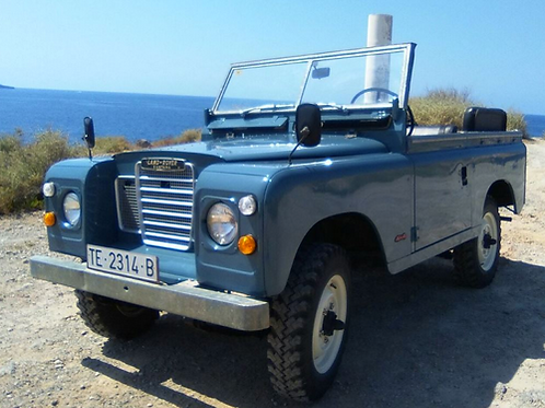 12 000€ - Land Rover Serie