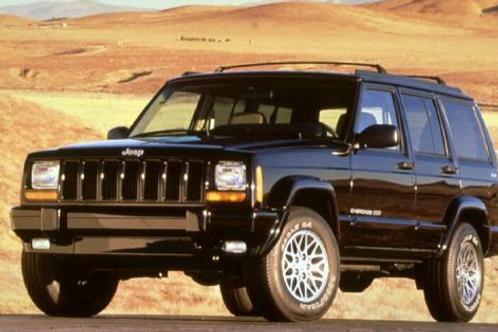 7 000€ - Jeep Cherokee