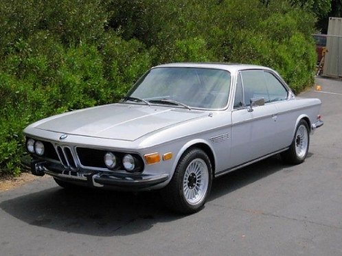 18 000€ - BMW 2800 CS
