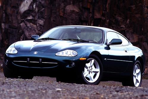 22 000€ - Jaguar XK8