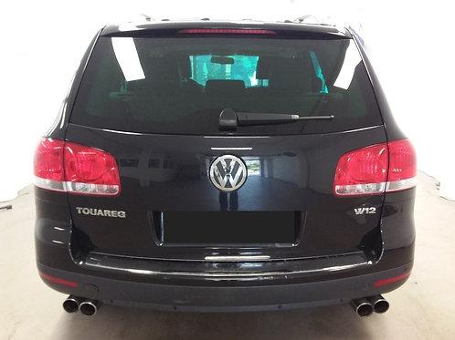 Volkswagen Touareg W12 450ch