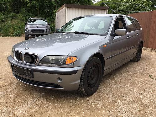BMW 325i e46 Touring 192ch 1ere main