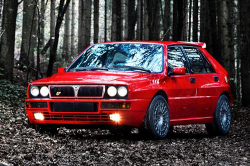 34 000€ - Lancia Delta Integrale