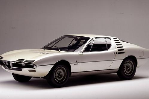 85 000€ - Alfa Romeo Montreal