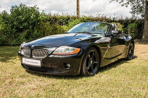 BMW Z4 3.0l (6 cyl) 231ch