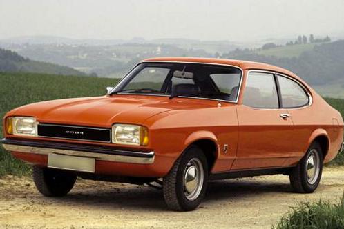 8 000€ - Ford Capri