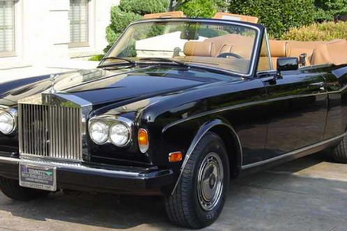 60 000€ - Rolls Royce Corniche