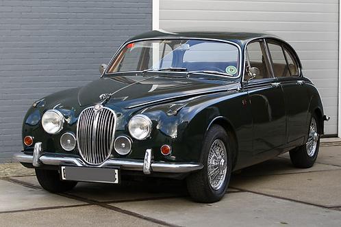 35 000€ - Jaguar MkII