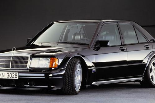20 000€ - Mercedes E190 Cosworth