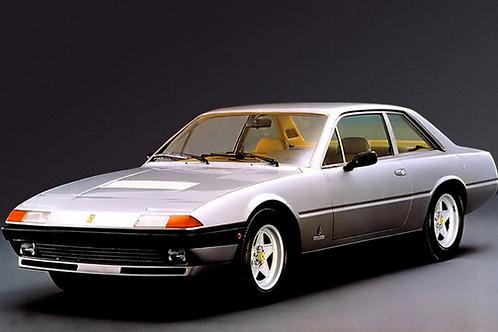 80 000€ - Ferrari 400 GT