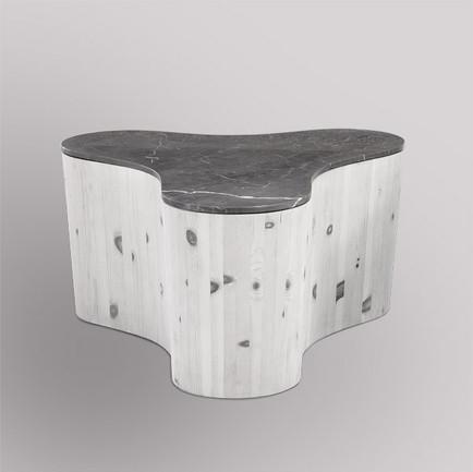 TRIUMVIRATE TABLE