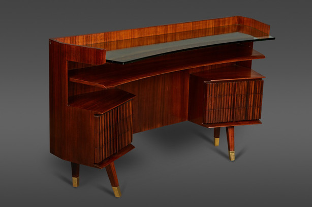 A RARE CONSOLE/DESK ATTRIBUTED TO LUISA AND ICO PARISI