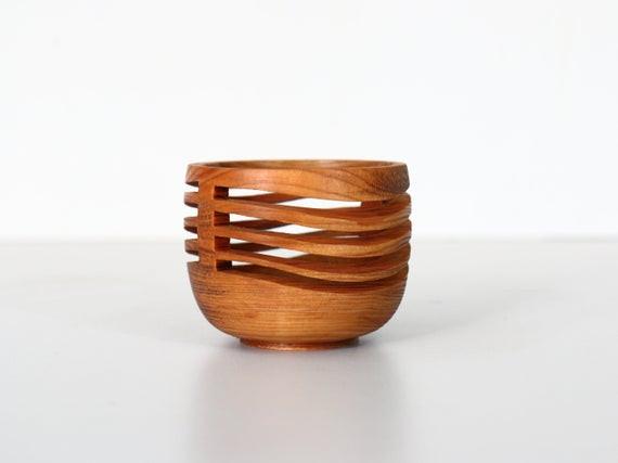 Open wave bowl