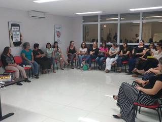 1° reunião do núcleo da mulher empresária 2017