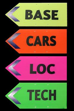 Signposts: LA001-4