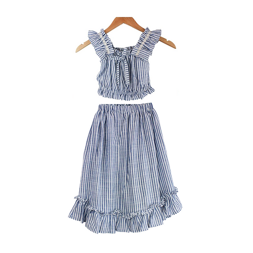Baby  Aranella Summer Skirt & Top Set