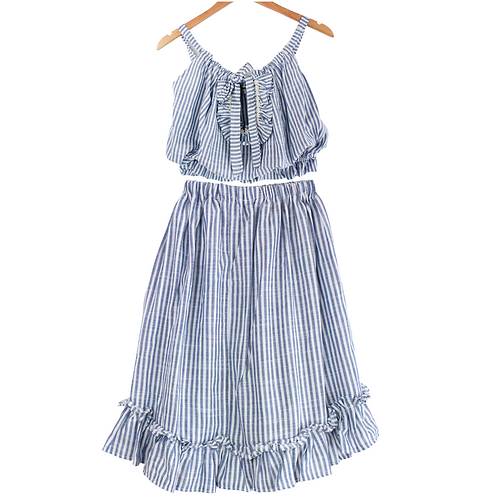 Mommy Aranella Summer Skirt & Top Set