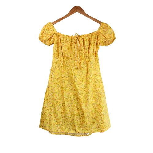 Mommy Amarella Ruffle Summer Dress