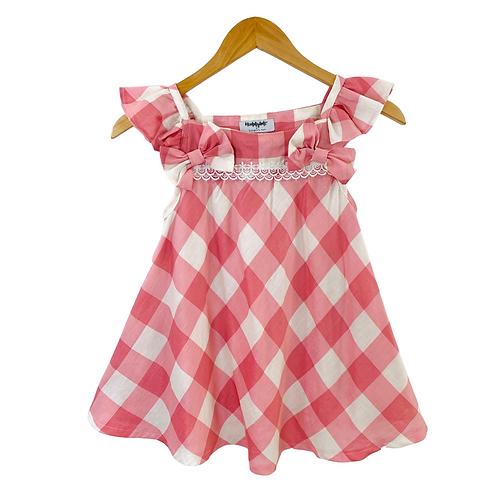 Baby Carmenza Gingham Dress