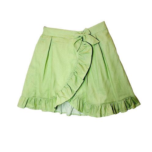 Mommy Vittoria Green Matching Skirt