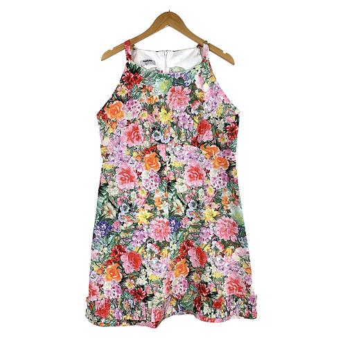 Mommy Catrina Floral Dress
