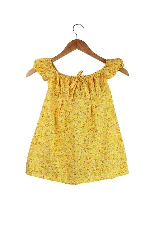 Baby Amarella Ruffle Summer Dress