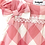 Thumbnail: Baby Carmenza Gingham Dress