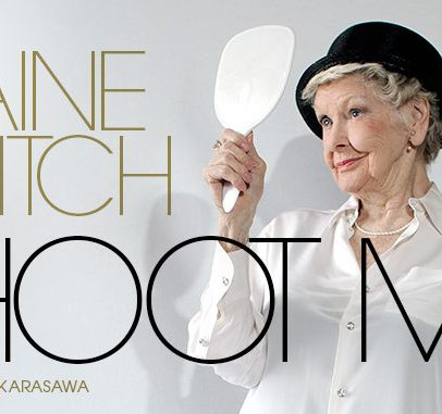 Want to be inspired?   Elaine Stritch - SHOOT ME