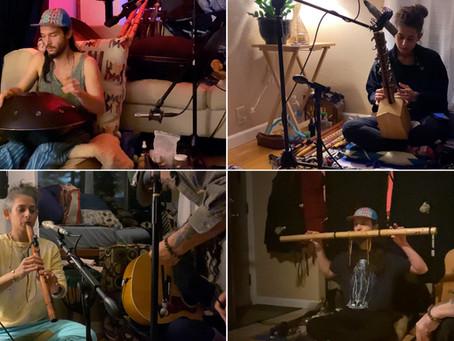 Recording the Music