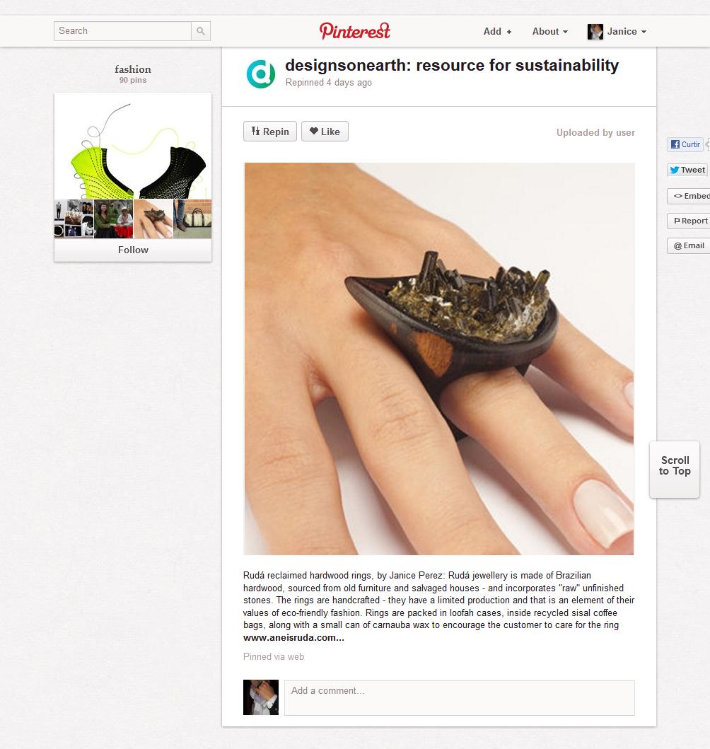 fashion_Rudá+reclaimed+hardwood+rings,+by+Janice+Perez_Rudá+jewellery