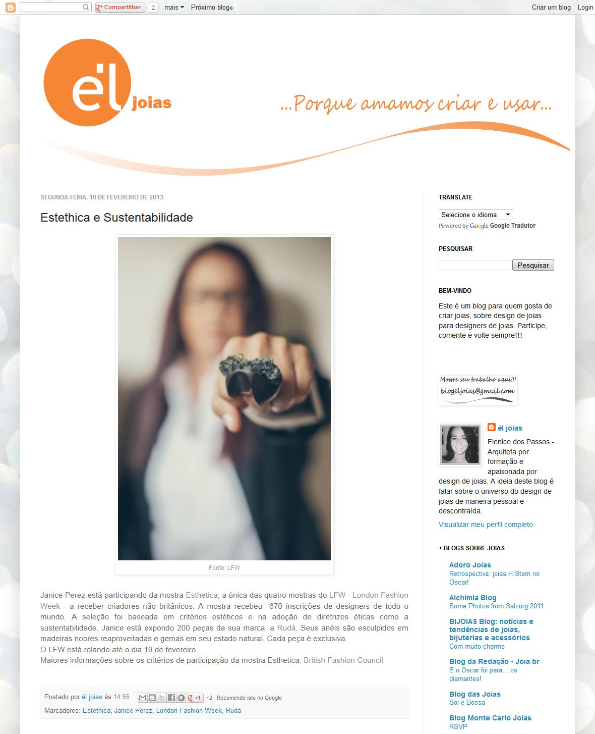 él+Joias+-+design+de+joias+-+eljoias_Estethica+e+Sustentabilidade_2013