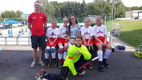 3. Platz beim Girls-Cup