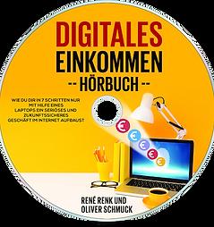 Digitales Einkommen Hörbuch Cover 400.pn