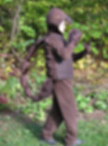handmade halloween costume scorpion