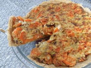 Russian Carrot Pie