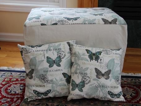 Pillows, too!