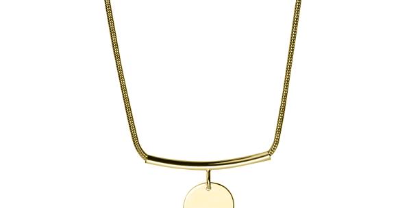 Tiles - Kette gold