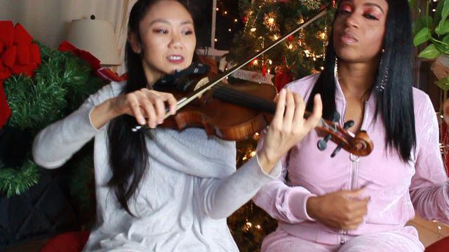 A CASME' + TANYA HUANG CHRISTMAS