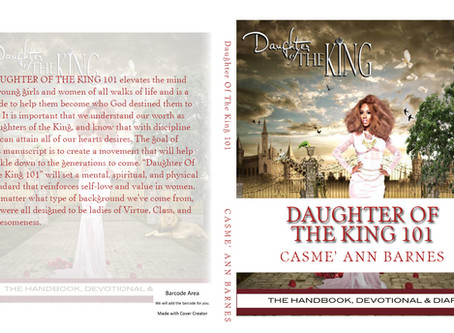 "CASME'S ""Daughter of the King 101"" Launch/Book Signing"