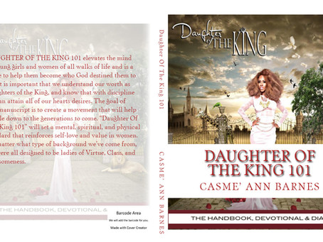 """CASME'S """"Daughter of the King 101"""" Launch/Book Signing"""