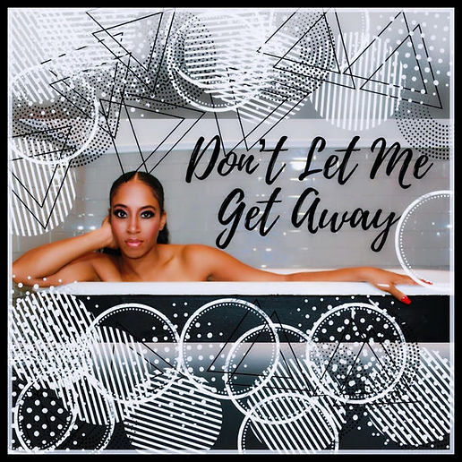 DON't LET ME GET Away - Single COVER .jp