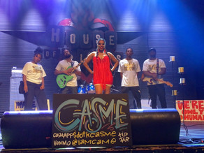 """House of Blues: For The Culture Show"" featuring CASME'"