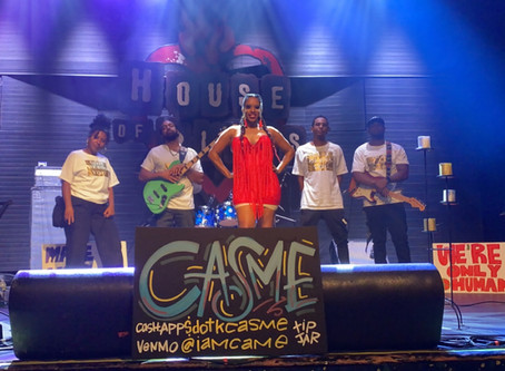 """""""House of Blues: For The Culture Show"""" featuring CASME'"""
