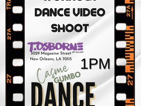 WORKOUT VIDEO SHOOT!! TUESDAY JULY 13TH!! JOIN US! WEAR WHITE!